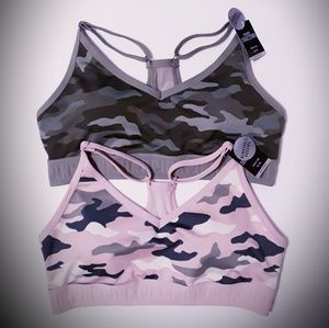 Victoria's Secret Pink Ultimate Sports Bra Set